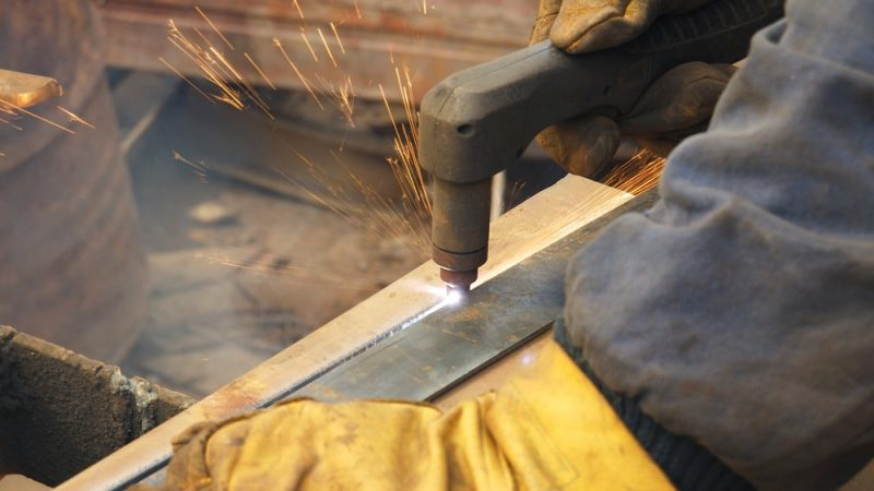 How To Cut Metal With A Plasma Cutter